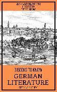 Cover-Bild zu 3 Books To Know German Literature (eBook) von Storm, Theodor