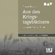 Cover-Bild zu Aus den Kriegstagebüchern (Audio Download) von Fontane, Theodor