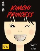 Cover-Bild zu Kimchi Princess von Park-Snowden, Young-Mi