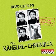 Cover-Bild zu Die Känguru-Chroniken (Audio Download) von Kling, Marc-Uwe