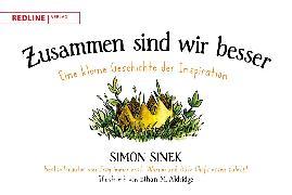 Cover-Bild zu Zusammen sind wir besser (eBook) von Sinek, Simon