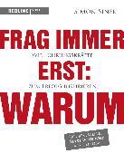 Cover-Bild zu Frag immer erst: warum (eBook) von Sinek, Simon