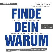 Cover-Bild zu Finde dein Warum (Audio Download) von Sinek, Simon
