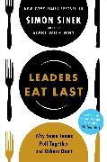 Cover-Bild zu Leaders Eat Last von Sinek, Simon