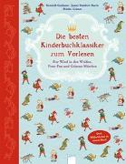 Cover-Bild zu Barrie, James Matthew: Die besten Kinderbuchklassiker zum Vorlesen