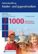 Cover-Bild zu Facharztprüfung Kinder- und Jugendmedizin von Mau, Günter (Hrsg.)