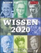 Cover-Bild zu Wissen Kalender 2020