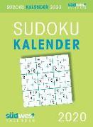Cover-Bild zu Sudoku Kalender 2020 Tagesabreißkalender