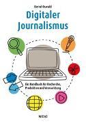 Cover-Bild zu Digitaler Journalismus
