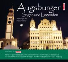 Cover-Bild zu Augsburger Sagen und Legenden