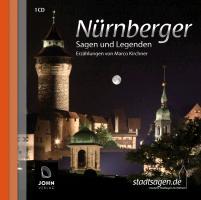Cover-Bild zu Nürnberger Sagen und Legenden