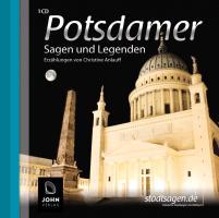 Cover-Bild zu Potsdamer Sagen und Legenden