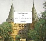 Cover-Bild zu Lübeck als geistige Lebensform. CD