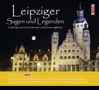 Cover-Bild zu Leipziger Sagen und Legenden