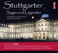 Cover-Bild zu Stuttgarter Sagen und Legenden