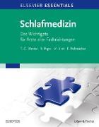 Cover-Bild zu Elsevier Essentials Schlafmedizin (eBook) von Wetter, Thomas-Christian