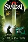 Cover-Bild zu Samurai, Band 4: Der Ring der Erde von Bradford, Chris