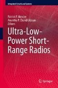 Cover-Bild zu Ultra-Low-Power Short-Range Radios