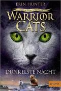 Cover-Bild zu Warrior Cats - Vision von Schatten. Dunkelste Nacht von Hunter, Erin