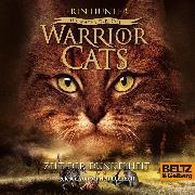 Cover-Bild zu Warrior Cats - Die Macht der drei. Zeit der Dunkelheit (Audio Download) von Hunter, Erin