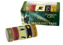 Cover-Bild zu Warrior Cats - Masking Tape von Hunter, Erin