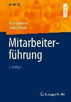 Cover-Bild zu Mitarbeiterführung von Schirmer, Uwe