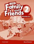 Cover-Bild zu Family and Friends: Level 2: Workbook