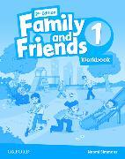 Cover-Bild zu Family and Friends: Level 1: Workbook