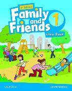 Cover-Bild zu Family and Friends: Level 1: Class Book