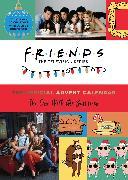 Cover-Bild zu Friends: The Official Advent Calendar von Insight Editions