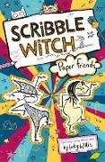 Cover-Bild zu Scribble Witch: Paper Friends (eBook) von Willis, Inky