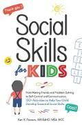 Cover-Bild zu Social Skills for Kids (eBook) von Powers, Keri K.