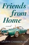 Cover-Bild zu Friends from Home (eBook) von Chamberlain, Lauryn