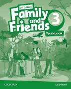 Cover-Bild zu Family and Friends: Level 3: Workbook