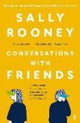 Cover-Bild zu Conversations with Friends (eBook) von Rooney, Sally