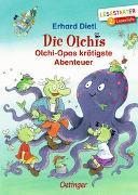 Cover-Bild zu Olchi-Opas krötigste Abenteuer von Dietl, Erhard