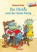 Cover-Bild zu Die Olchis und der faule König von Dietl, Erhard