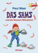 Cover-Bild zu Das Sams und die Wunsch-Würstchen von Maar, Paul