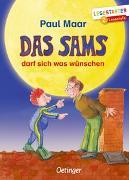 Cover-Bild zu Das Sams darf sich was wünschen von Maar, Paul (Gestaltet)