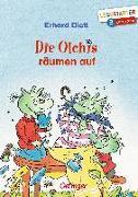 Cover-Bild zu Die Olchis räumen auf von Dietl, Erhard