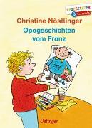 Cover-Bild zu Opageschichten vom Franz von Nöstlinger, Christine