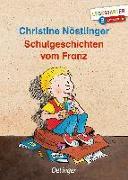 Cover-Bild zu Schulgeschichten vom Franz von Nöstlinger, Christine