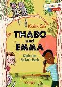 Cover-Bild zu Thabo und Emma von Boie, Kirsten