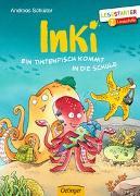 Cover-Bild zu Inki von Schlüter, Andreas