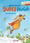 Cover-Bild zu Superhugo startet durch! von Naoura, Salah