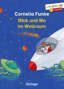 Cover-Bild zu Mick und Mo im Weltraum von Funke, Cornelia