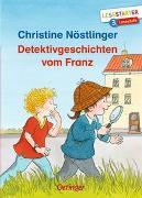 Cover-Bild zu Detektivgeschichten vom Franz von Nöstlinger, Christine
