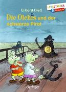 Cover-Bild zu Die Olchis und der schwarze Pirat von Dietl, Erhard