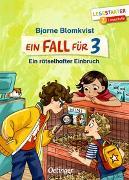 Cover-Bild zu Ein Fall für 3 von Blomkvist, Bjarne