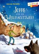 Cover-Bild zu Joppe und der Weihnachtswolf von Michaelis, Antonia